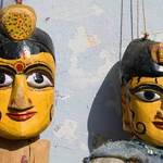 Puppets In Udaipur