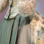 photo of a Victorian dress